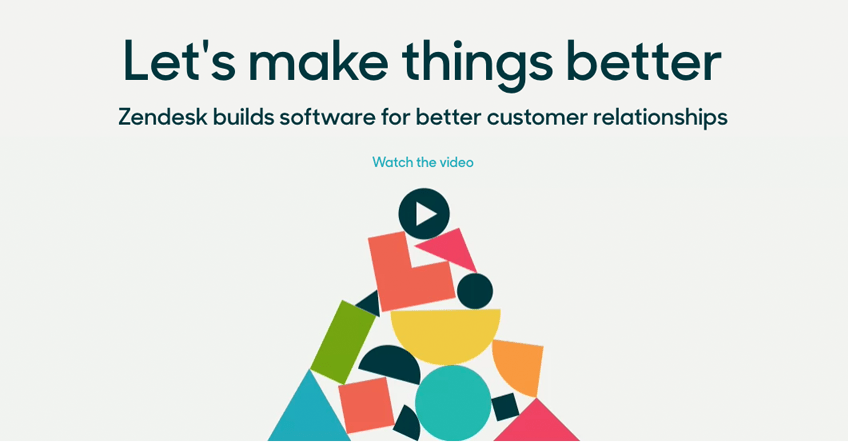 Bedre kundeservice og flere fornøyde kunder med Zendesk!
