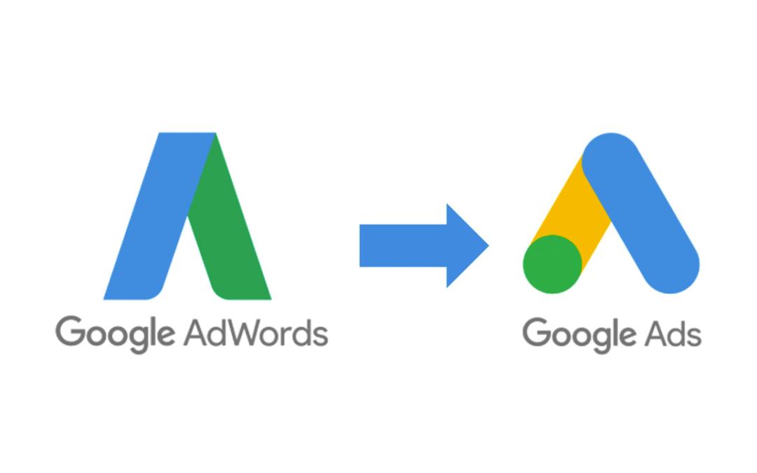 Google Ads erstatter Google AdWords