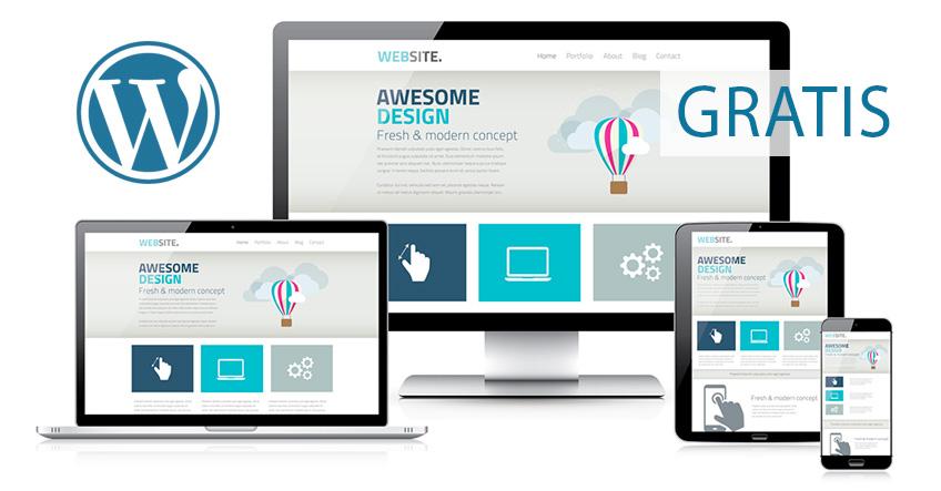 Lage webside – Guide til gratis webside